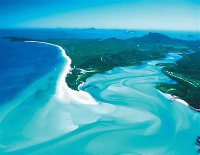 Fraser Island Australia Wisata Tempat Australie Dunia