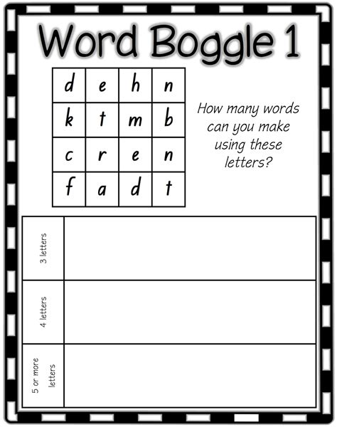 Make A Word Using These Letters Gplusnick