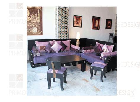 canapé style marocain salon marocain