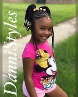 Tribal Braids for kids #DanniStyles in 2019 Kids braided