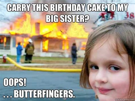 Funny Sister Birthday Meme - 25 best happy birthday meme images for sister sis birthday hd images