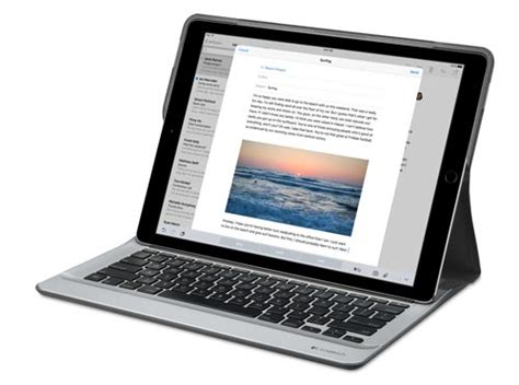 Review Logi Create Tastatur Für Ipad Pro › Ifunde
