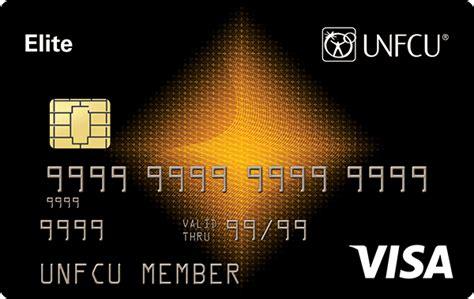 unfcu elite visa card info reviews credit card insider