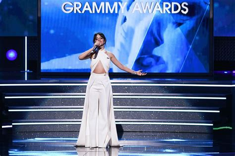 Camila Cabello Honors Dreamers Grammys Before