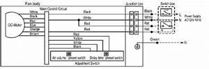 Wiring Diagram For Panasonic Bathroom Fan