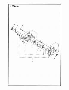 Husqvarna Model 122c Line Trimmers  Weedwackers  Gas