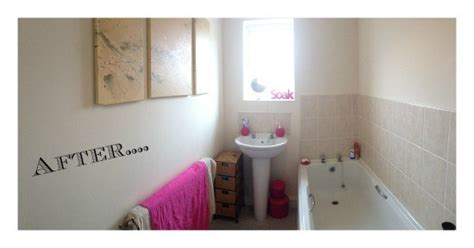 budget bathroom makeover the diary of a frugal family