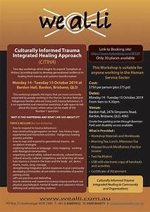 Culturally Informed Trauma Integrated Healing Approach