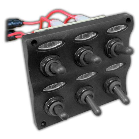 Marine Switch Panel Labels by Best Marine Toggle And Rocker Switch Panel 2018 Reviews
