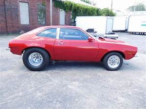 1971 Red Drag Car  For Sale