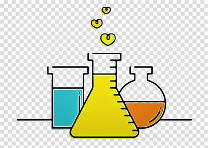 Chemistry Clipart Transparent Yellow Water Line Clip