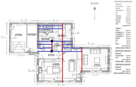 plan maison r 1 4 chambres bureau 14 messages