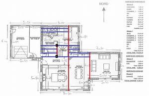 plan maison r1 4 chambres bureau 14 messages With plan maison etage 4 chambres 1 bureau