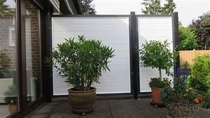 Sichtschutz Tür Garten : sichtschutz f r terrasse hier ab werk kaufen ~ Sanjose-hotels-ca.com Haus und Dekorationen