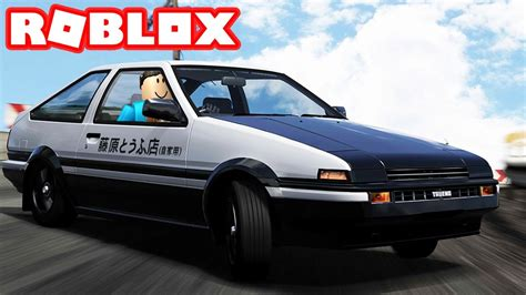 How To Drift The Ae86 Car In Roblox Vehicle Simulator