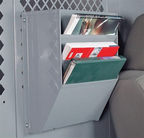 security partition paper  file holder american van