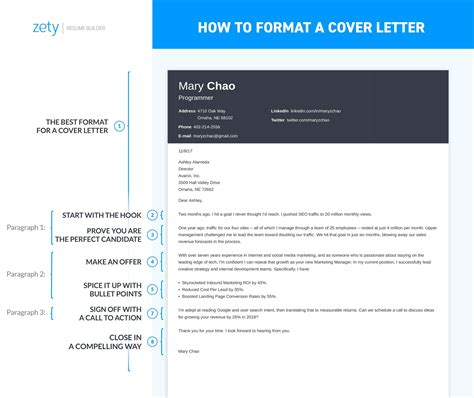 proper cover letter format   guide  ready