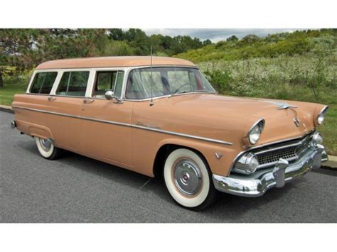 ford station wagon amazing classic cars