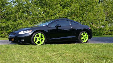 Mitsubishi Eclipse 0 60 by Stock 2006 Mitsubishi Eclipse Gt 6 Speed Mt 1 4 Mile Trap