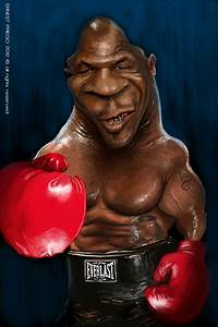 52 best Mike Tyson Caricature Collection images on ...