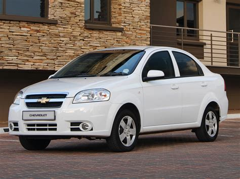 Chevrolet Aveo Review  Driverlayer Search Engine