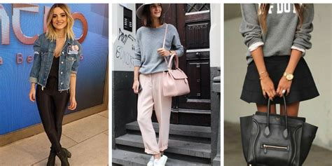 style casual chic femme 2018