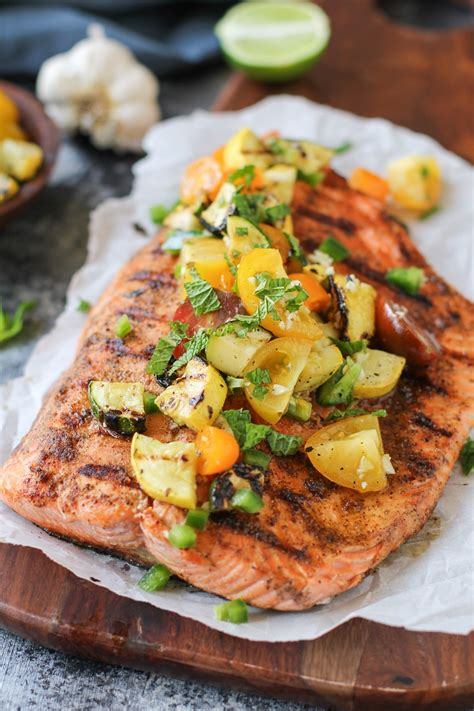 grilled salmon recipes easy grilled salmon marinade