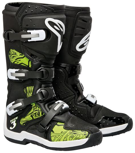 alpinestar tech 3 motocross alpinestars boots for fall 39 12