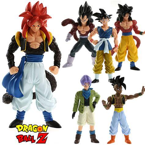 Dragon ball z toys (946 results) price ($) any price under $25 $25 to $50 $50 to $100 over $100 custom. 6pcs Dragon Ball Z Figures Set Super Saiyan Dragonball Z ...
