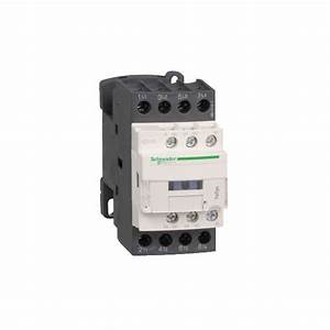 Schneider Electric Lc1dt40p7 Tesys 4 Pole Contactor 40a