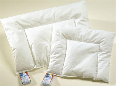 best flat pillow aroartl 228 nder cosysan baby flat pillow 40x60 cm buy at