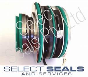 Xylem Flygt 3085 Replacement Mechanical Seals Upper