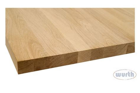 eiche massiv platte wurth holz massivholzplatten