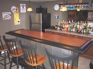Home Bar Design by Jason J Three Rivers, MI