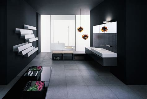 interior design for bathrooms big bathroom inspirations from boffi digsdigs