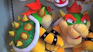 Awesome Bowser Plush from Nintendo World - YouTube