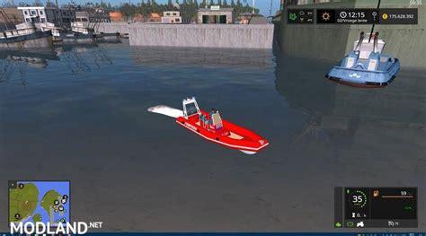 boats  trailers pack   mod farming simulator