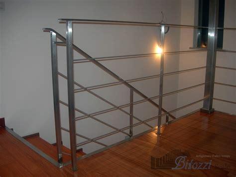 Ringhiera Scala Moderna by Ringhiere In Ferro Battuto Per Scale Interne Moderne Con