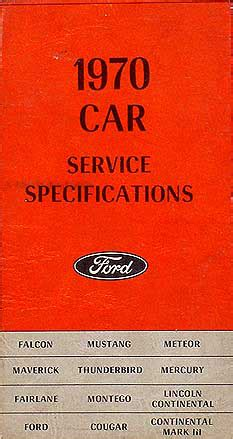 Ford Mustang Wiring Diagram Manual With Shelby