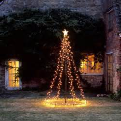light tree tower from cox cox outdoor christmas lighting best of 2011 housetohome co uk