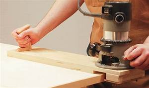 Flush Trim Router Jig - Canadian Woodworking Magazine