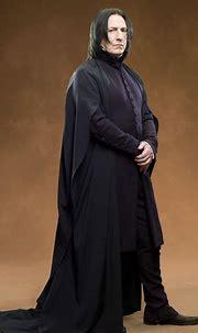 10 things Severus Snape actually likes | Wizarding World