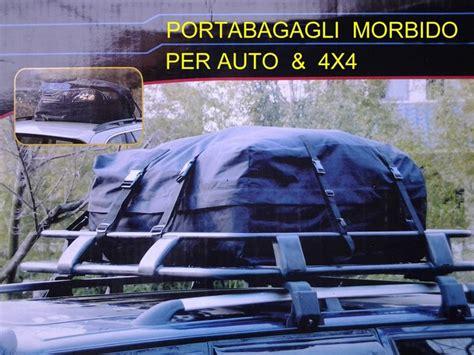 box portabagagli auto box auto morbido portabagagli tetto baule 4x4