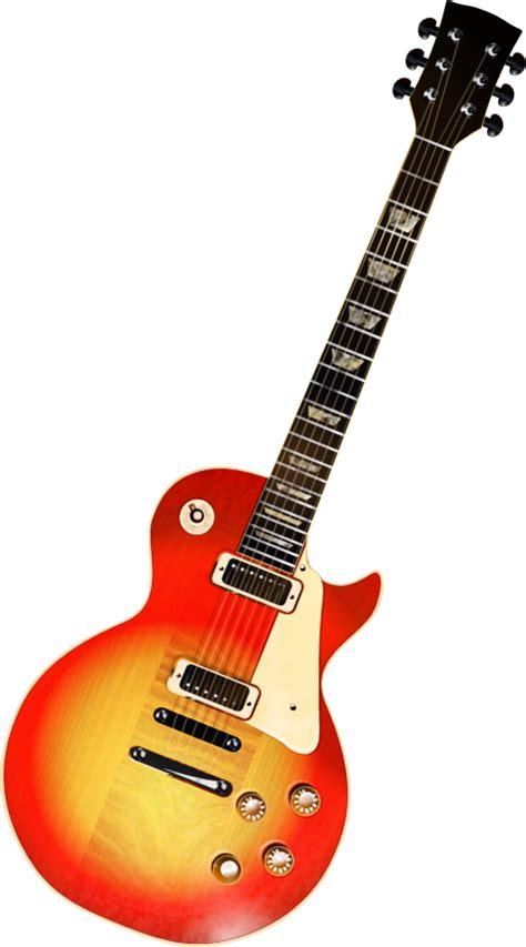 clipart guitar transparent background graphics
