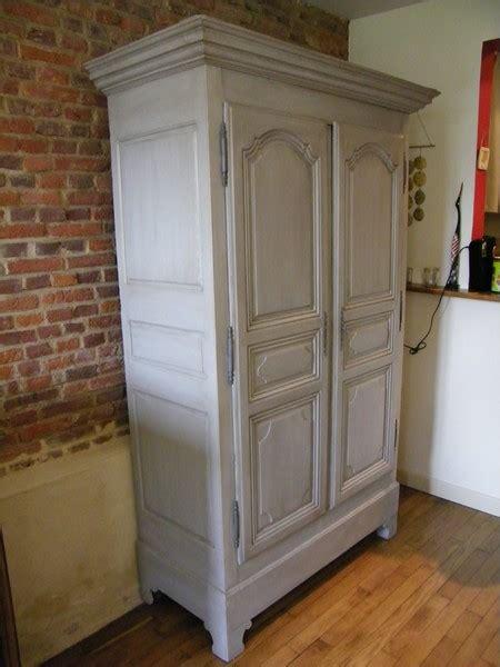 chambre bretonne armoires anciennes restaurees atelier de l 39 ébéniste c