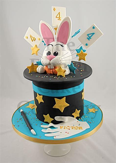 cake  boys magic gateau danniversaire pour enfants