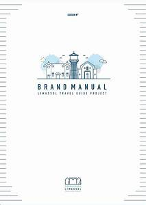 Brand Manual Limassol Travel Guide Project