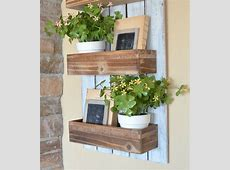 Hanging Window Plant Shelves 20 Window Plant Shelf Diy