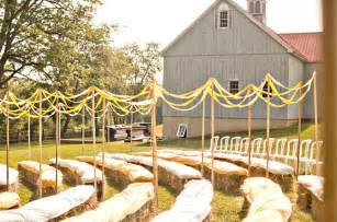hay wedding lydia joshua 39 s backyard real wedding green wedding shoes wedding wedding trends for