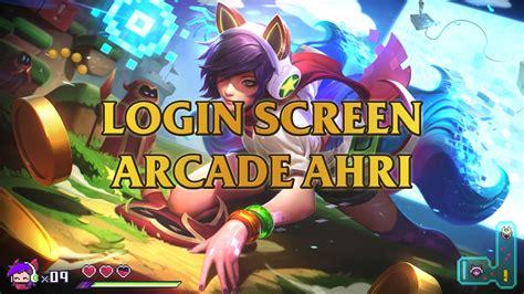 Arcade Ahri Animated Wallpaper - league of legends arcade ahri wallpaper images 187 gamers